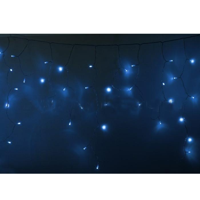 Гирлянда Neon-Night Айсикл 4.8x0.6m 176 LED Blue 255-143