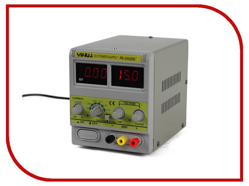 Блок питания Yihua 1502DD+ power supply yihua 305da