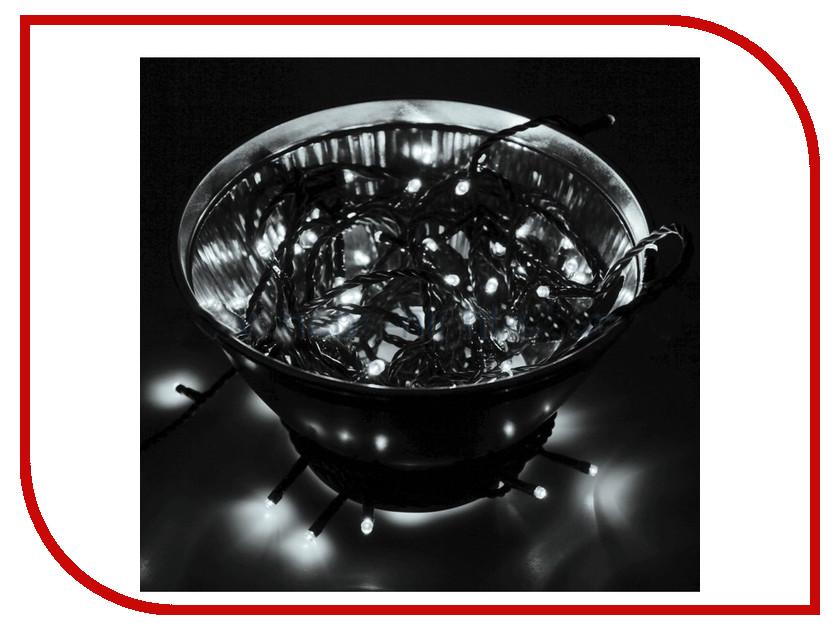 Гирлянда Neon-Night Твинкл Лайт 20m 200 LED White 303-145 гирлянда neon night клип лайт 24в 5 нитей по 20 м 665 led белые 323 505