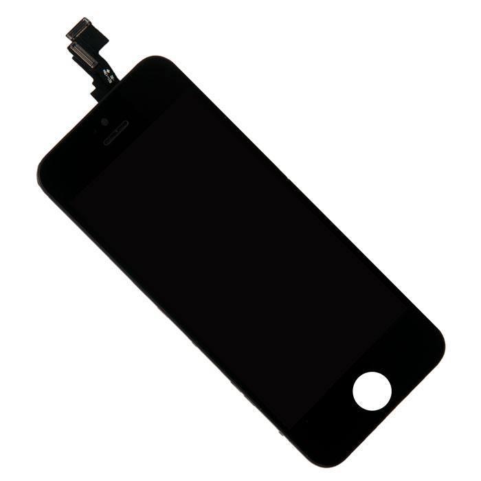 Дисплей Longteng для iPhone 5C Black 476760 дисплей monitor lcd for iphone 5c black