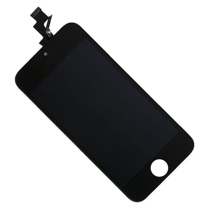 Дисплей Longteng для iPhone 5S Black 429745