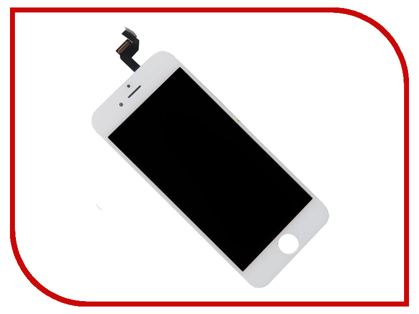 Дисплей Tianma для iPhone 6S White 476776 дисплей tianma для iphone 5s white 476815