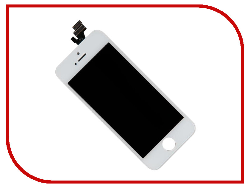 Дисплей Tianma для iPhone 5 White 476798 дисплей tianma для iphone 5s white 476815