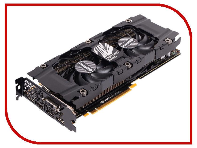 Видеокарта Inno3D GeForce GTX 1080 Ti Twin X2 1480Mhz PCI-E 3.0 11264Mb 11000Mhz 352 bit 3xDP DVI HDMI HDCP N108T-1SDN-Q6MN видеокарта 6144mb msi geforce gtx 1060 gaming x 6g pci e 192bit gddr5 dvi hdmi dp hdcp retail