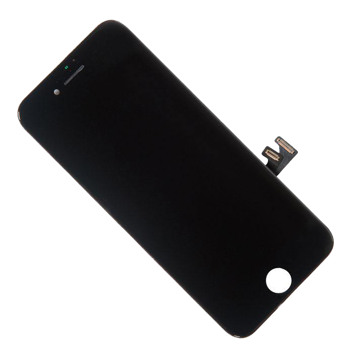 Дисплей RocknParts Zip для iPhone 7 Black 476920