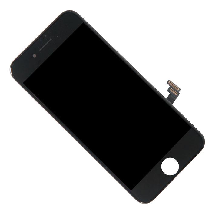 Дисплей RocknParts Zip для iPhone 7 Black 516831