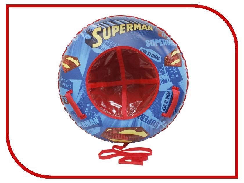 Тюбинг 1Toy Супермен Т10464 1toy тюбинг супермен 100 см