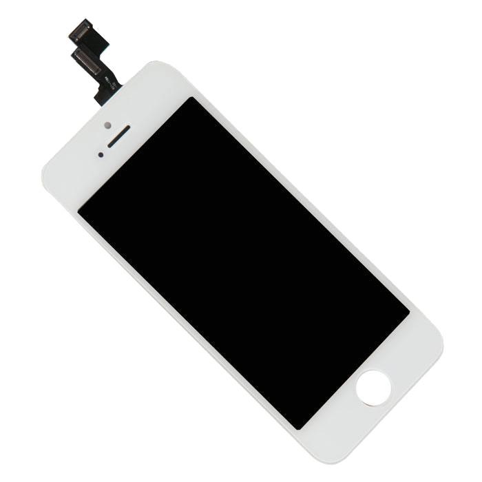 Дисплей RocknParts Zip для iPhone SE White 470199