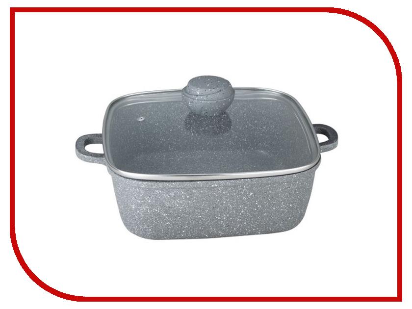 Кастрюля Bekker Silver Marble 6.1L BK-3810 кастрюли bekker кастрюля