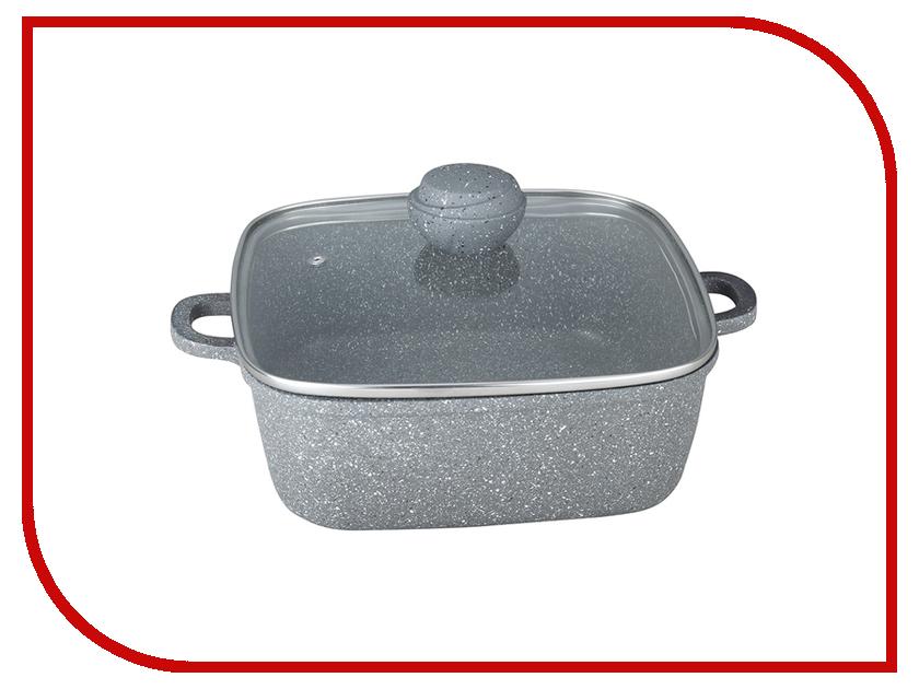 Кастрюля Bekker Silver Marble 3.9L BK-3809 кастрюли bekker кастрюля