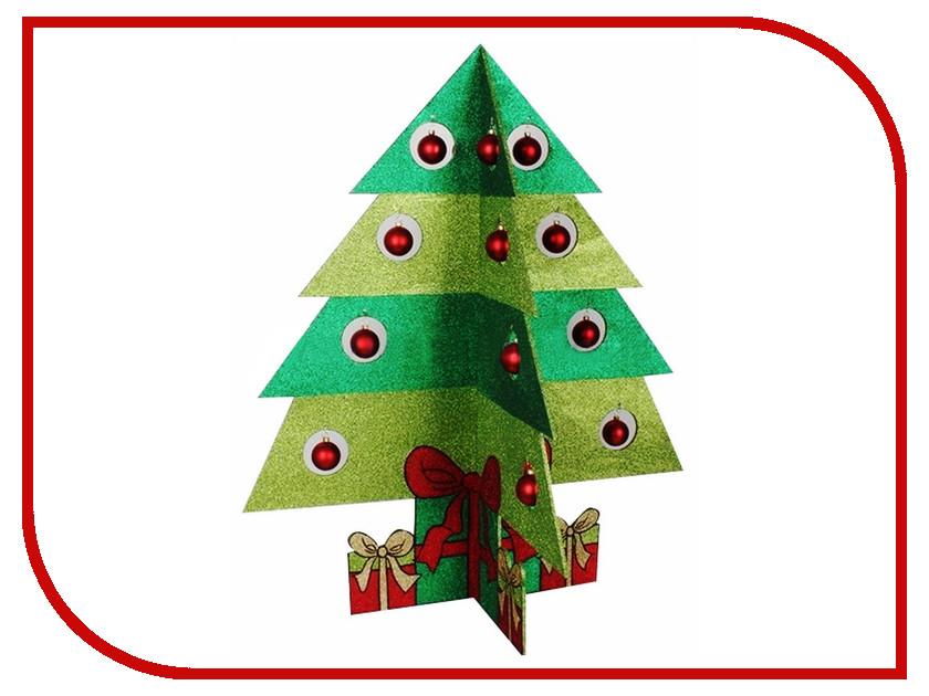 Новогодний сувенир Neon-Night Елочка складная 502-393