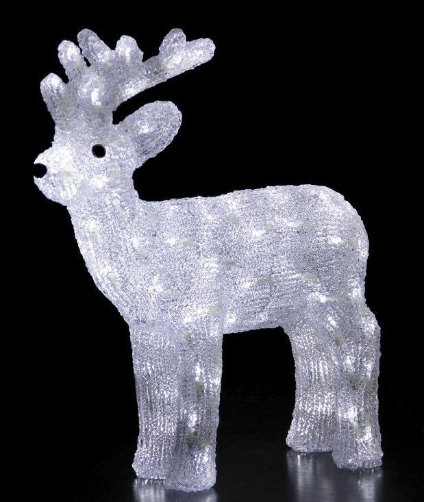 Светящееся украшение Neon-Night Северный олень 513-270