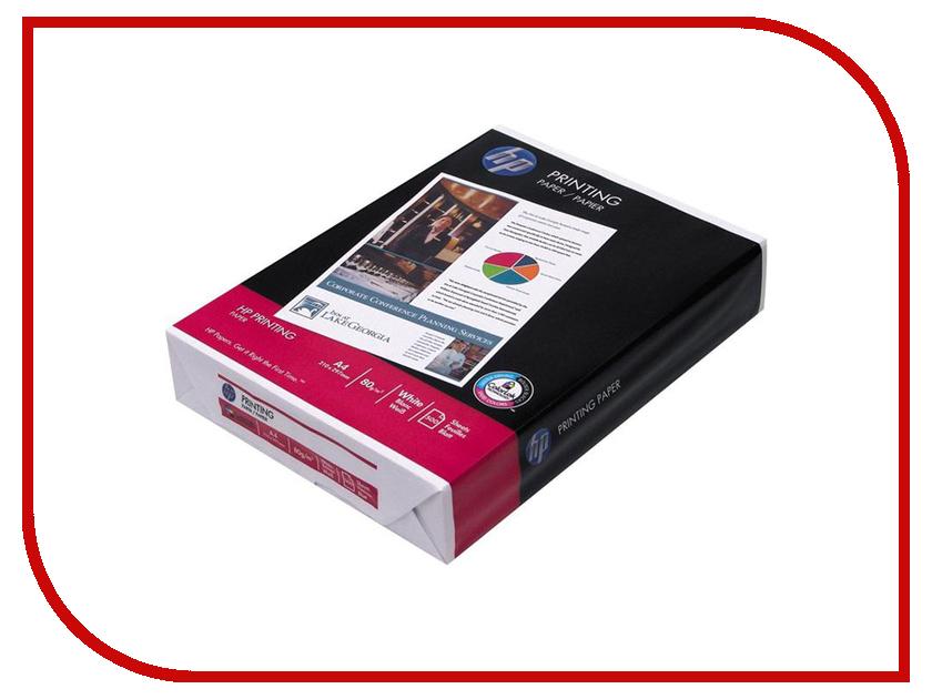 Бумага HP Printing А4 80г/м2 500листов hewlett packard hp лазерный мфу печать копирование сканирование