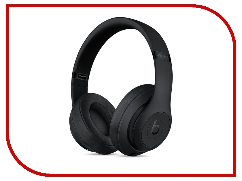 Beats Studio 3 Wireless Matte Black MQ562ZE/A harman kardon onyx studio 2 black