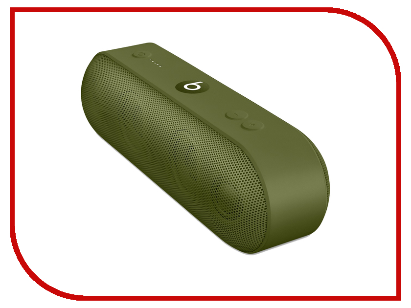 Колонка Beats Pill+ Neighborhood Collection Turf Green MQ352ZE/A колонка beats pill neighborhood collection turf green mq352ze a