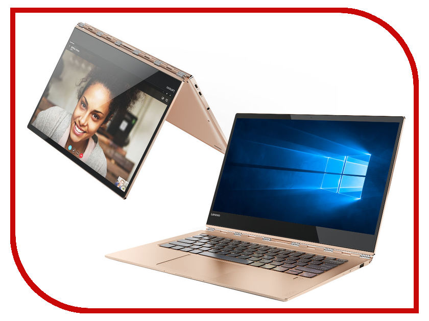 Ноутбук Lenovo IdeaPad Yoga 920-13IKB 80Y7001TRK (Intel Core i7-8550U 1.8 GHz/8192Mb/256Gb SSD/No ODD/Intel HD Graphics/Wi-Fi/Bluetooth/Cam/13.9/1920x1080/Touchscreen/Windows 10 64-bit) ноутбук lenovo thinkpad yoga 370 20jh002krt intel core i5 7200u 2 5 ghz 8192mb 256gb ssd no odd intel hd graphics wi fi bluetooth cam 13 3 1920x1080 touchscreen windows 10 64 bit