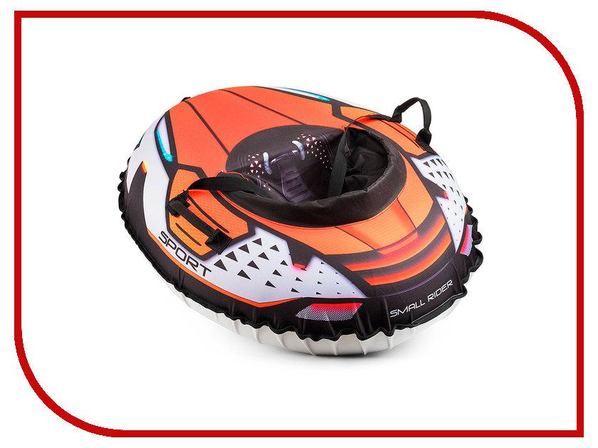 Тюбинг Small Rider Asteroid Sport Orange 1373671 тюбинг small rider snow cars 3 bm blue 1387733