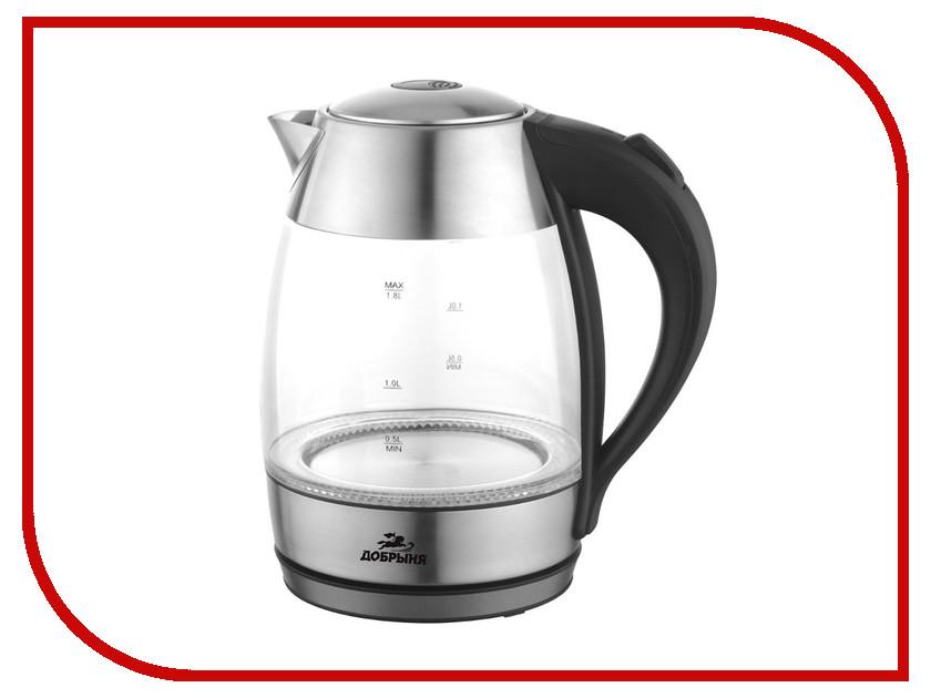 Чайник Добрыня DO-1229 погружной блендер добрыня do 2305 white