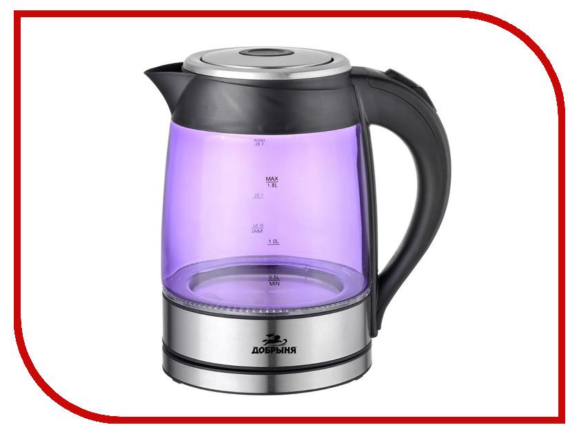 Чайник Добрыня DO-1228 Purple чайник добрыня do 2902