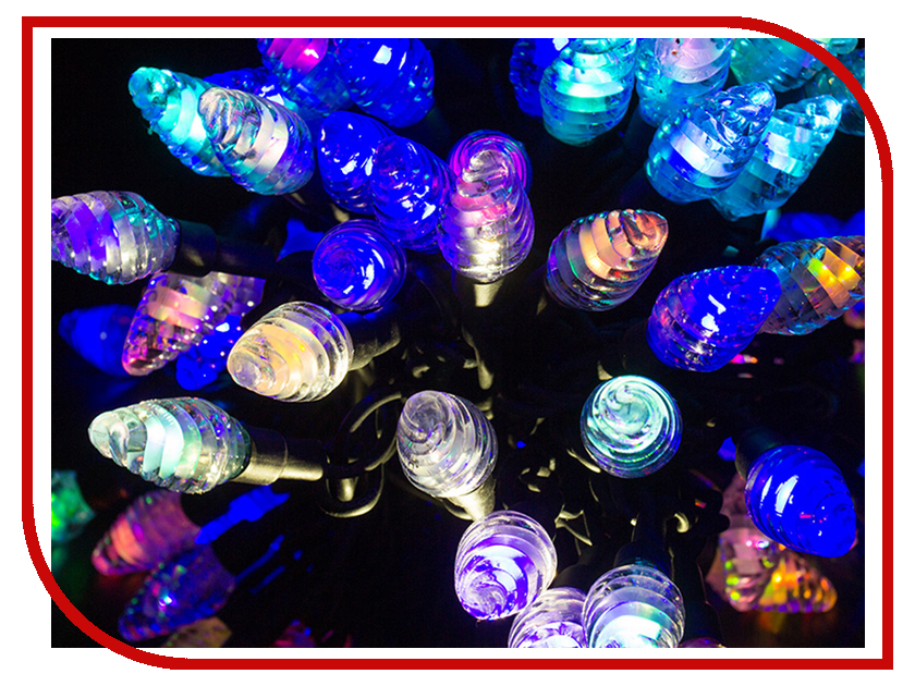 Гирлянда Neon-Night Мультишишки 10m 100 LED RGB 303-509-3