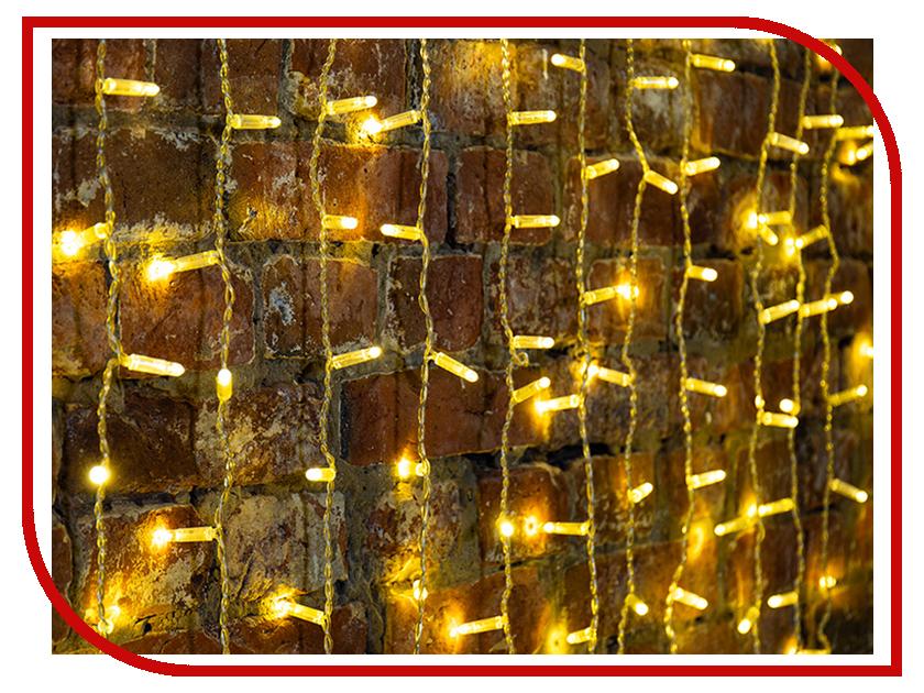 Гирлянда Neon-Night Светодиодный Дождь 2x1.5m 360 LED Gold 235-308