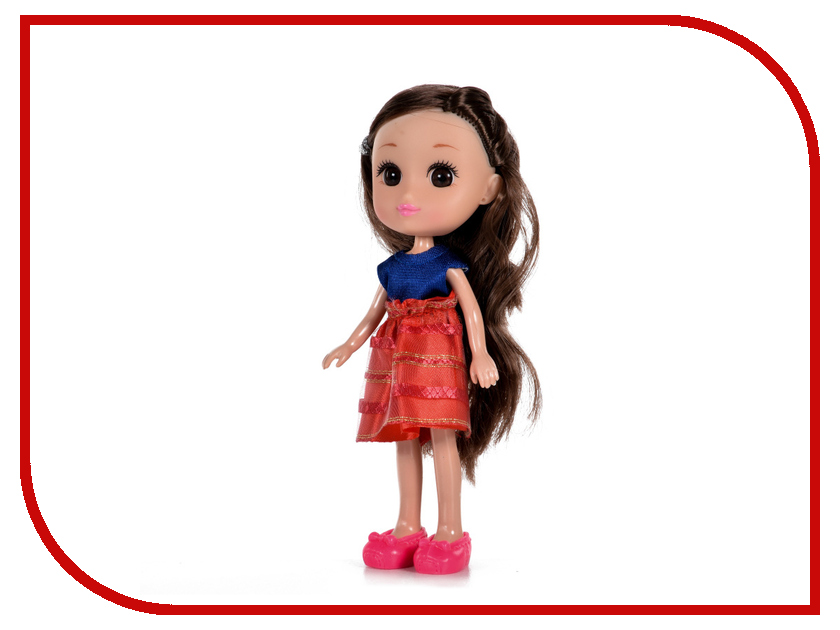 Кукла Yako Катенька M6610 кукла yako m6579 6