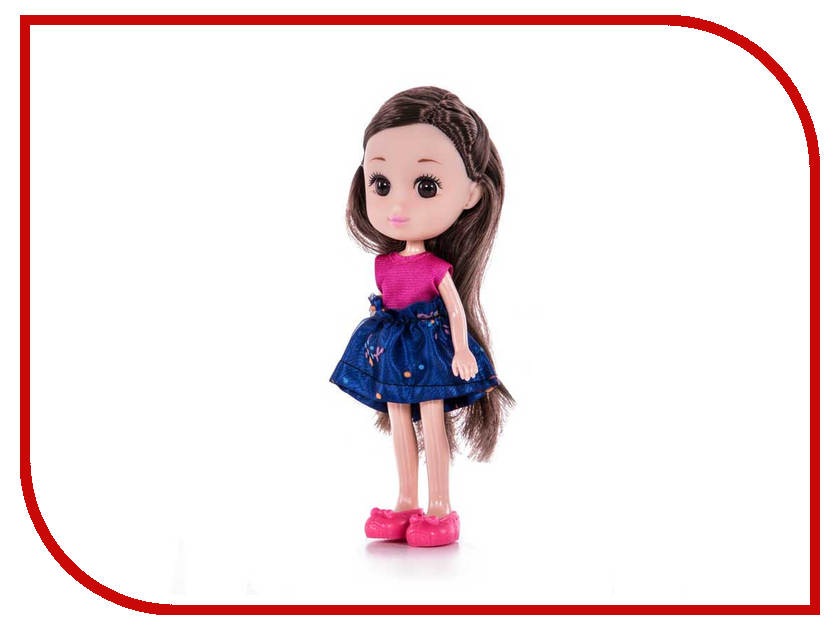 Кукла Yako Кукла Катенька M6611