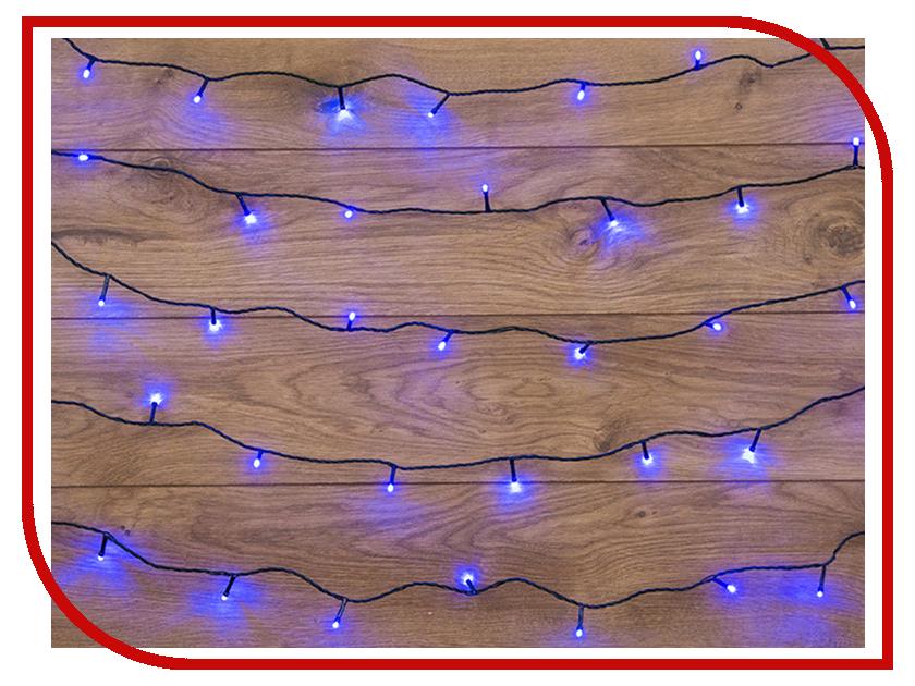 Гирлянда Neon-Night Твинкл Лайт 10m 80 LED Blue 303-043