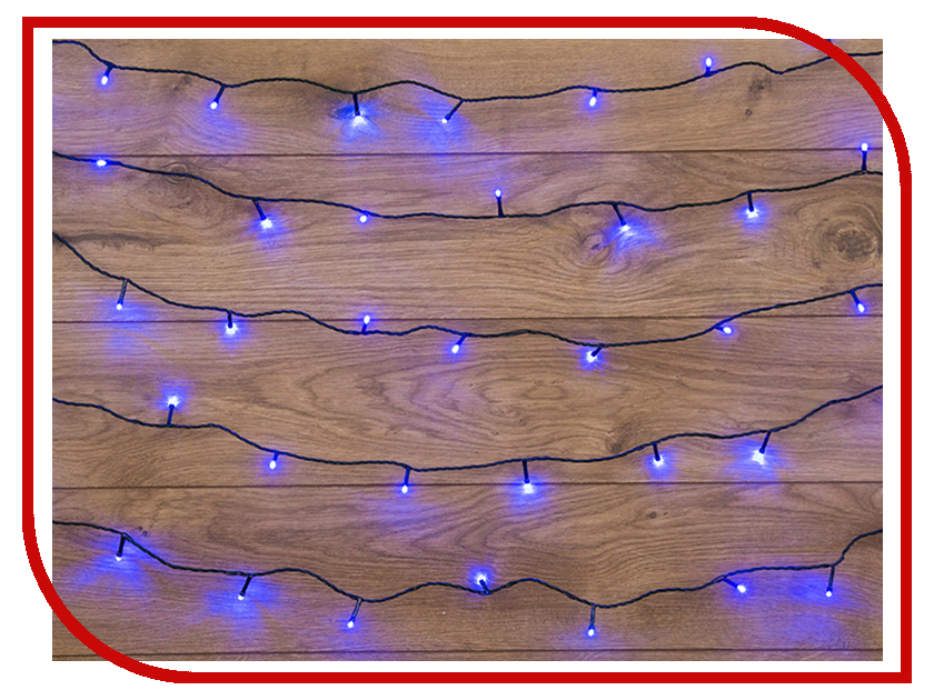 Гирлянда Neon-Night Твинкл Лайт 6m 40 LED Blue 303-023 рюкзак picard 9809 113 023 ozean page 1