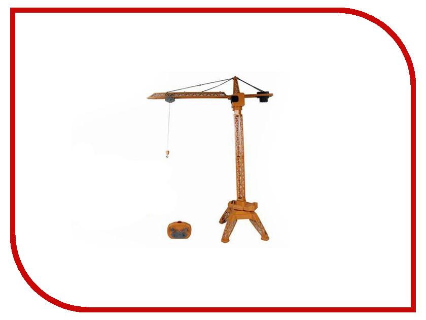Игрушка Yako Кран M6554 yako yako детские строительные инструменты в чемоданчике