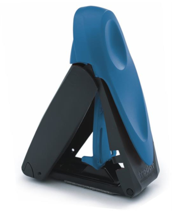 Оснастка карманная для штампа Trodat 9412 47x18mm Blue