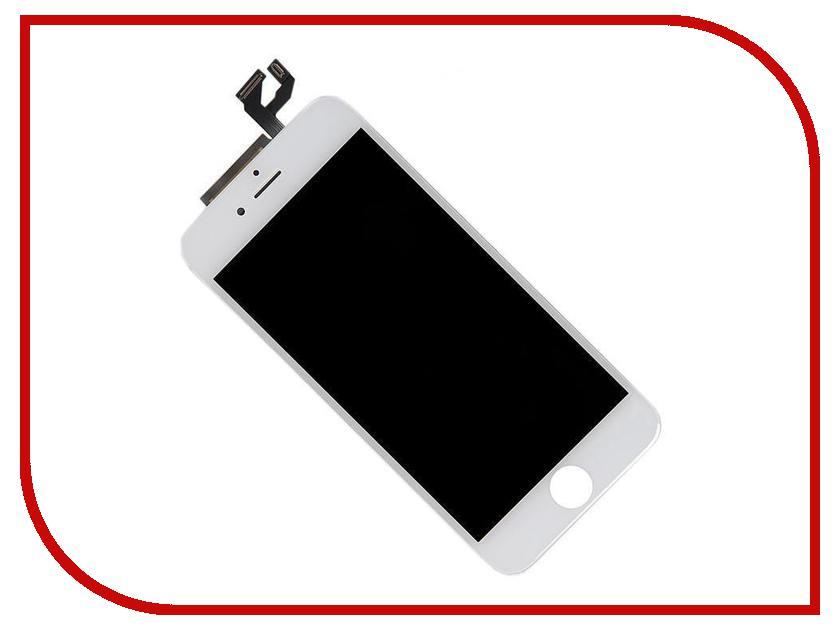Дисплей Zip для iPhone 6S White 421408 аккумулятор zip для iphone 6s 443811