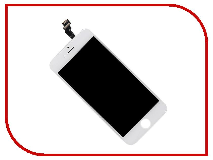 Дисплей Zip для iPhone 6 White 373563 дисплей monitor lcd for iphone 6 white