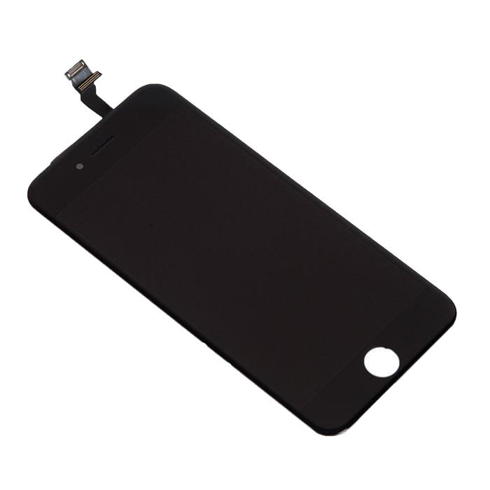 Дисплей RocknParts Zip для iPhone 6 Black 373562
