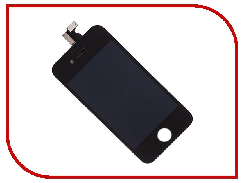 Дисплей Zip для iPhone 4S Black 119420 дисплей zip для iphone 7 black 476920
