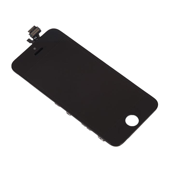 Дисплей RocknParts Zip для iPhone 5 Black 398428 цена и фото