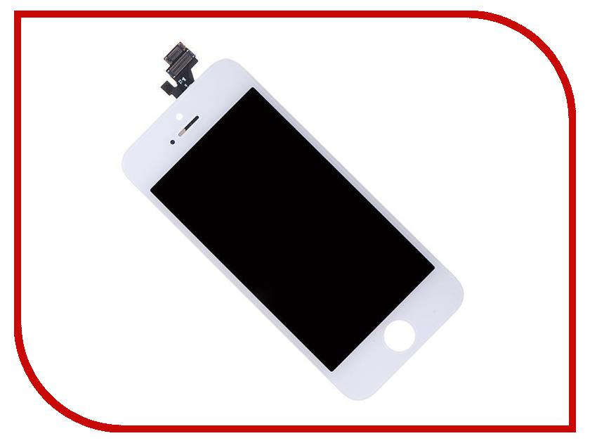 Дисплей Zip для iPhone 5 White 267750 дисплей monitor lcd for iphone 6 white