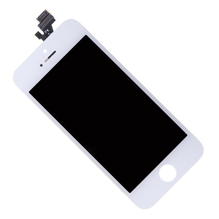 Дисплей RocknParts Zip для iPhone 5 White 267750
