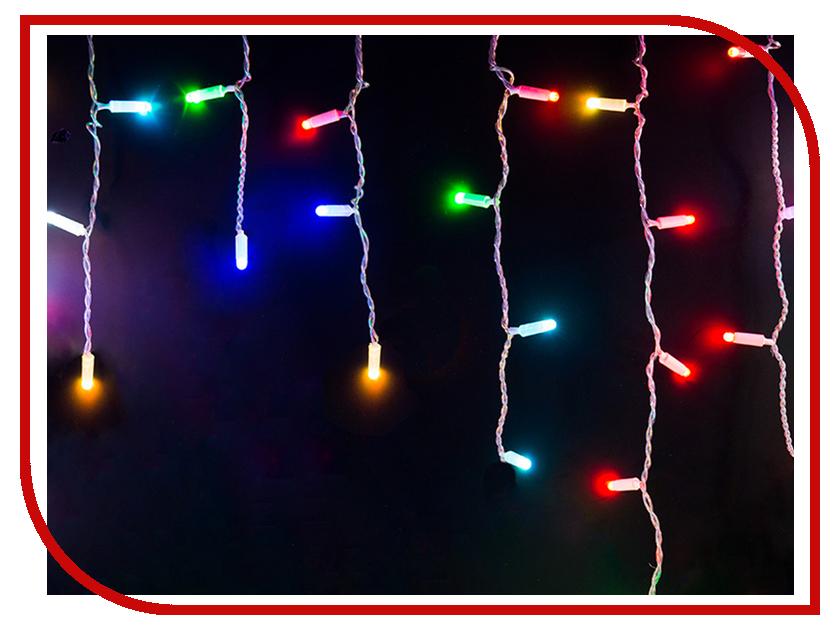 Гирлянда Neon-Night Айсикл 4.8x0.6m 176 LED RGB 245-209