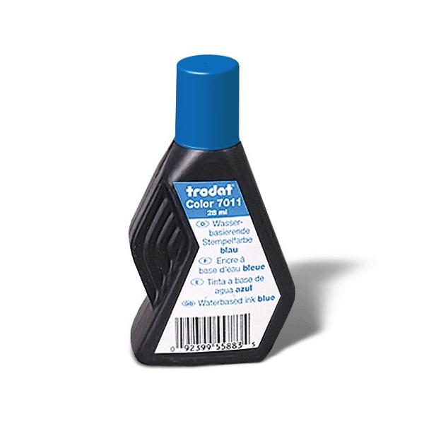 Краска штемпельная Trodat 7011 28ml Blue цена