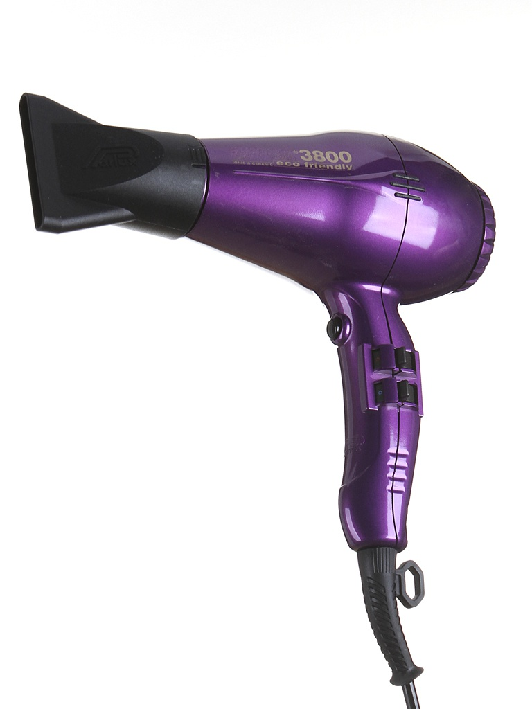 Фен Parlux Eco Friendly 3800 Purple