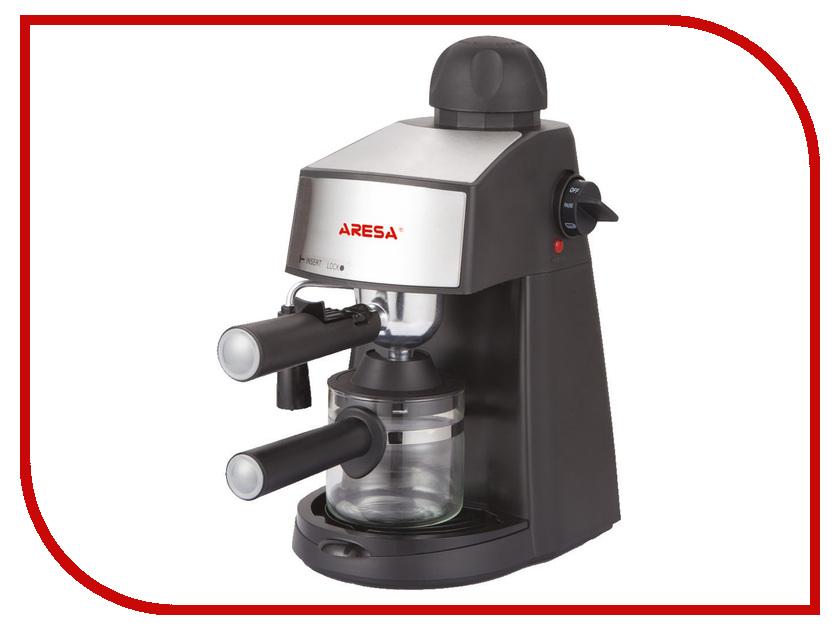 Кофеварка Aresa AR-1601 (CM-111E) кофемашина aresa ar 1601 cm 111e