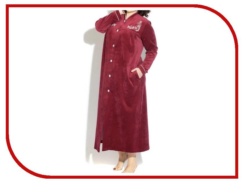 Халат Peche Monnaie №391 XXL р.54-56 Cherry платье домашнее peche monnaie цвет салатовый 219 размер xxl 52