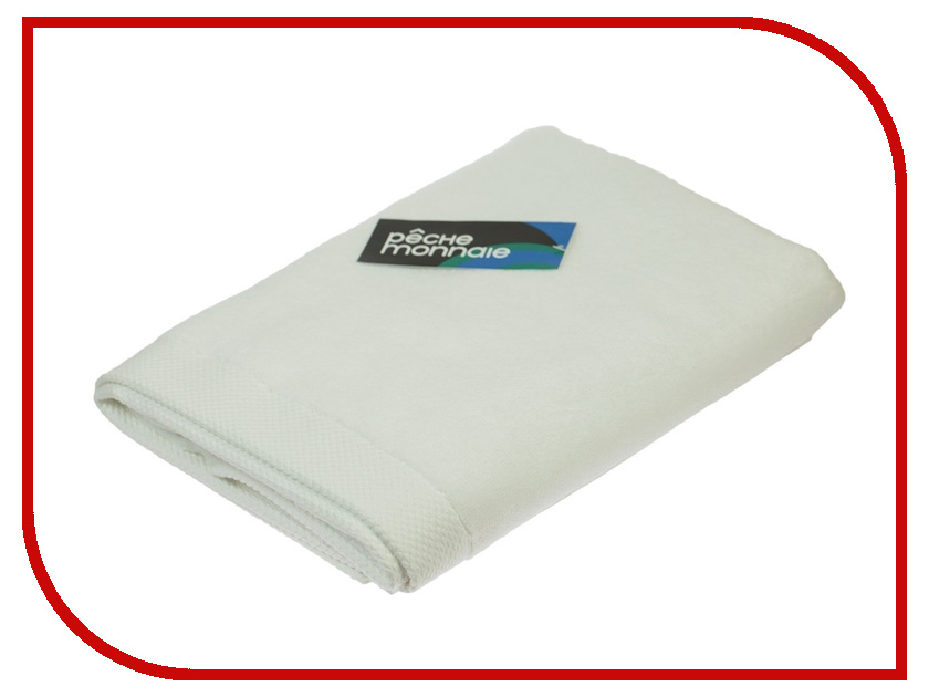 Полотенце Peche Monnaie Olympus 50x100cm White