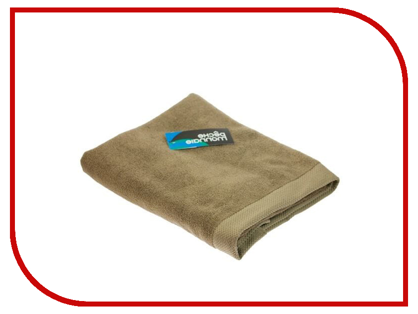 Полотенце Peche Monnaie Olympus 70x140cm Khaki полотенце na 2015 70x140cm hous