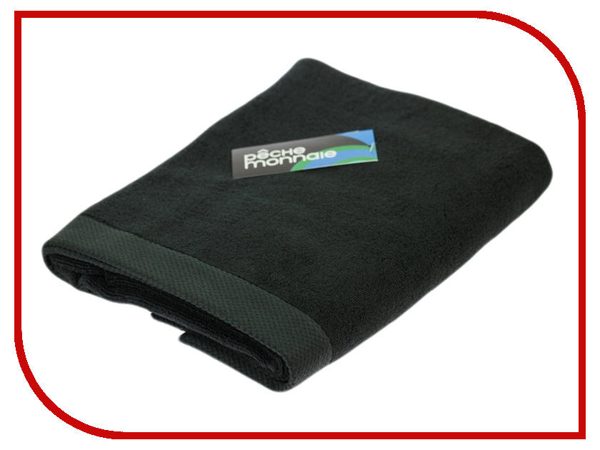 Полотенце Peche Monnaie Olympus 70x140cm Black полотенце na 2015 70x140cm hous