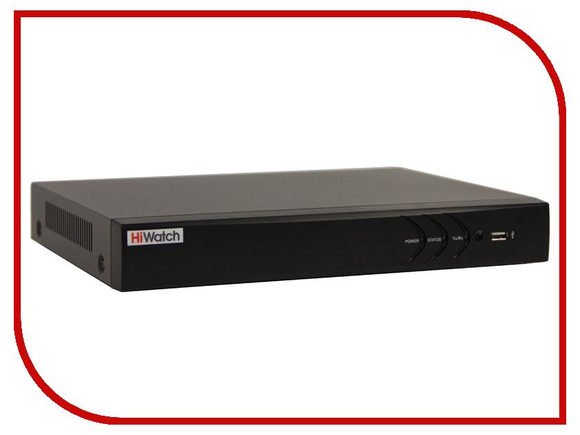 Видеорегистратор HiWatch DS-N316/2P