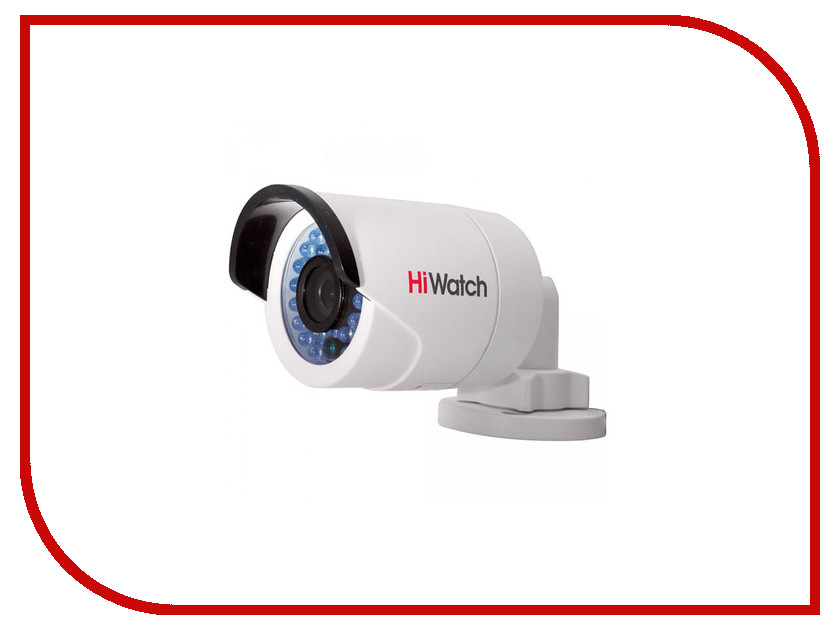 IP камера HiWatch DS-I120 6mm hikvision hiwatch ds т200 3 6