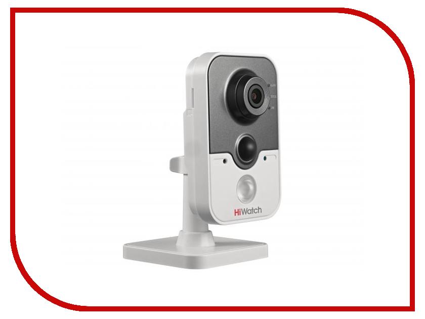 Аналоговая камера HiWatch DS-T204 2.8mm аналоговая камера hiwatch ds t101 2 8mm