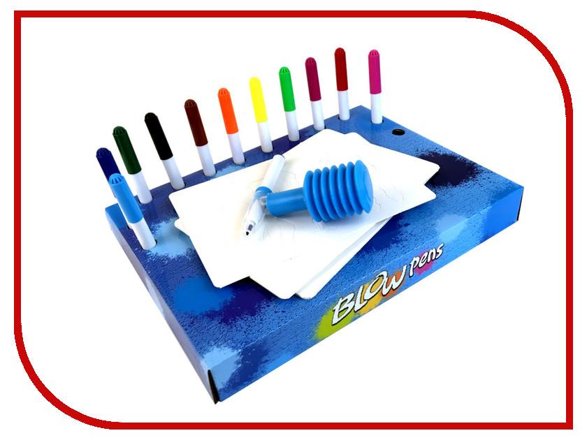 Набор Фломастеры с распылителем Blow Pens Океан BP004